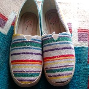 Mia Amore Natural Cancun Espadrille Shoes